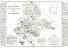 Die Provinz Saschen in ihrer reinen Begrenzung und der Beschaffenheit ihrer Bodenfläche