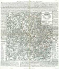 Charte vom Königl. Preussischen Regierungsbezirk Trier : nach seiner Eintheilung in 13 Kreise