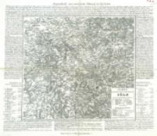Charte vom Königlich Preussischen Regierungsbezirk Cöln : nach seiner Eintheilung in 11 Kreise