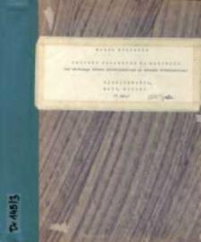 Procesy osadnicze na Mazowszu : (od młodszego okresu przedrzymskiego po wczesne średniowiecze). [3], Bibliografia, mapy, ryciny