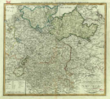 Charte vom Oestlichem Theile des Königreichs Westphalen, den Herzogthümern Mecklenburg, Holstein und Lauenburg, ingleichen den Hansestädten Lübeck, Hamburg und Bremen & cc. oder Die Weser und Nieder-Elbe