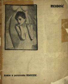 Młodość : czasopismo akademickie, założone w stuletnią rocznicę urodzin Adama Mickiewicza 1899 N.8