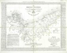 Die Provinz Pommern : ihrer reinen Begrenzung und der Beschaffenheit ihrer Bodenfläche