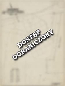 Sandomierz. Plan sytuacyjno-wysokościowy. Rejon Collegium Gostomianum