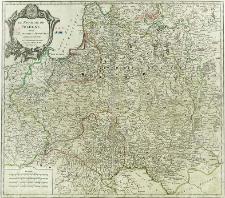 Le Royaume de Pologne divisé en ses duchés et provinces, et subdivisé en Palatinats