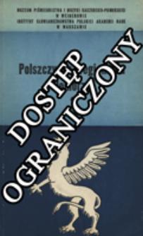 Polszczyzna Regionalna Pomorza : (zbiór studiów). T. 1 (1986)
