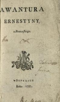 Awantura Ernestyny