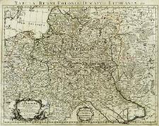 La Pologne : dressée sur ce qu'en ont donné Starovolsk, Beuplan, Hartnoch, et autres Auteurs : Rectifiee par les Observations d'Hevelius etc.