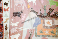 Piece of fabric, Rajasthan (Iconographic document)