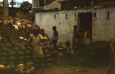 Tradycyjne wypalanie garnków (Dokument ikonograficzny)