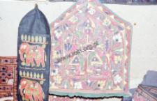Piece of fabric (Iconographic document)