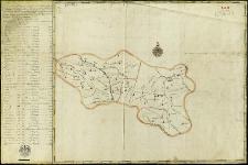 [Mapa rozmieszczenia szkół pojezuickich, pijarskich oraz bazyliańskich na terenie Korony]