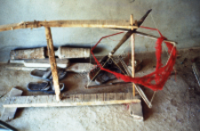 Spinning-wheel (Iconographic document)