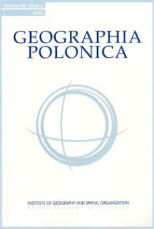 Referees and advisers to Geographia Polonica 2013