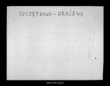 Szczepkowo-Krajewo, obecnie część kolonii Krajewo-Kawęczyno. Kartoteka powiatu mławskiego w średniowieczu. Kartoteka Słownika historyczno-geograficznego Mazowsza w średniowieczu