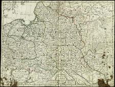 La Pologne : dressée sur ce qu'en ont donné Starovolsk, Beuplan, Hartnoch [!], et autres auteur Rectifiee par les Observations d'Hevelius etc.
