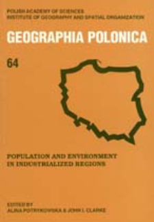 Geographia Polonica 64 (1995)