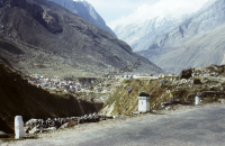 Droga do Badrinath, Himalaje (Dokument ikonograficzny)