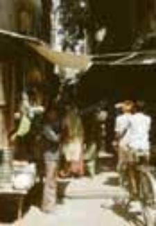 Street in Uttarkashi (Iconographic document)