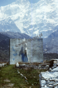 Temple in Kedarnath (Iconographic document)