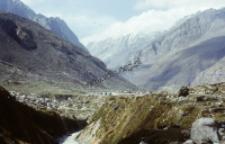 Droga do Badrinath w Himalajach (Dokument ikonograficzny)