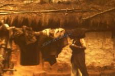 Wieś w Himalajach (Dokument ikonograficzny)