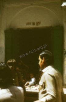 Uliczka w Uttarkashi (Dokument ikonograficzny)