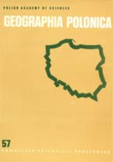 Geographia Polonica 57 (1989)