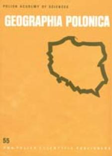 Geographia Polonica 55 (1988)