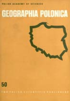 Geographia Polonica 50 (1984)