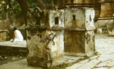 Hindu temple complex in Eklingji (Iconographic document)