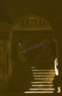 Wejście do świątyni hinduistycznej w Nathdvara (Dokument ikonograficzny)