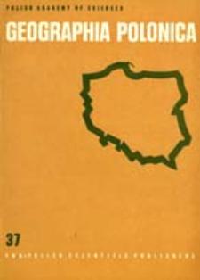 Geographia Polonica 37 (1977)