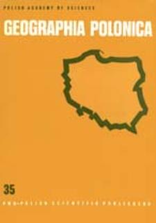Geographia Polonica 35 (1977)
