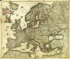 Nova et Accurate divisa Regna et Regiones praecipuas Europae