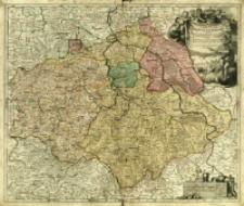 Circulus Saxoniæ Superioris in quo Ducatus & Electoratus Saxoniæ Marchionatus Misniæ et Landgraviatus Thuringiæ cum insertis et finitimis Regionibus exhibentur