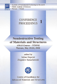 Advanced nondestructive methods for inspection of canisters for spent nuclear fuel