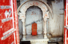 Hindu Shrine, Rajasthan (Iconographic document)