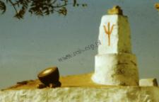 Hindu Shrines, monastery Dhinodhar (Iconographic document)