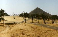 Hill in Pushkar (Iconographic document)