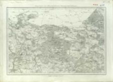 Bl. 11. Umgebungen von Przeworsk, Sieniawa, Cieszanów und Lubaczów