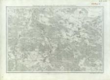 Bl. 13. Umgebungen von Mosty wielkie, Radziechów und Kamionka Strumiłowa