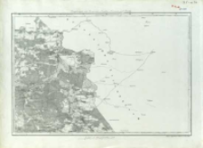 Bl. 14. Umgebungen von Szczurowice, Lopatin, Leszniów und Brody