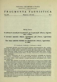 O niektórych naturalnych krzyżówkach ryb karpiowatych (Pisces, Cyprinidae) w Polsce = O nekotoryh prirodnyh gibridah karpoobraznyh ryb (Pisces, Cyprinidae) v Pol'še