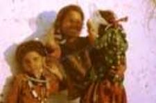 Girls with jewellery, kachchi rabari (Iconographic document)