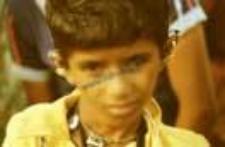 Portrait of a boy. kachchi rabari (Iconographic document)