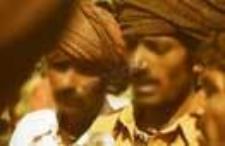 Portrait of men, kachchi rabari (Iconographic document)