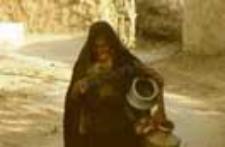 Portrait of elderly woman (Iconographic document)