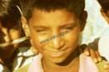 Portrait of children, kachchi rabari (Iconographic document)