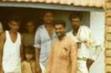 Portrait of a family dheberiya rabari (Iconographic document)